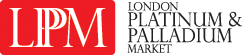 London Platinum and Palladium Market Logo